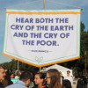 Pope Francis: prioritising social justice.