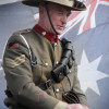 Why has Australia been almost continuously at war?