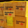 Policy debacle: cut Australian aid, but fund arms production?