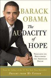 barack obama audacity of hope