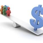 wage imbalances