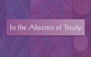 in the absence of treaty_opt