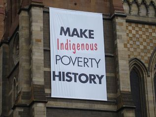 make aboriginal poverty history_opt
