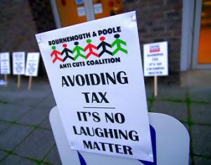 avoiding tax