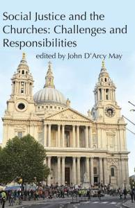 social justice&churches book cover