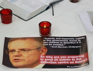 scott morrison children detention