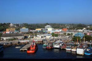 solomon harbour