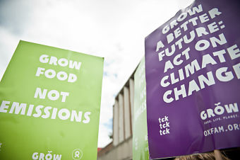grow food not emissions
