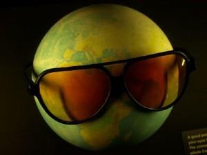 globe sunglasses