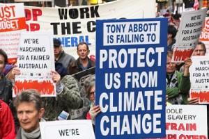 tony abbott climate change