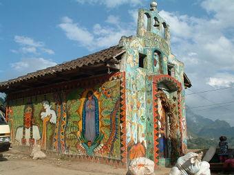zapatista church