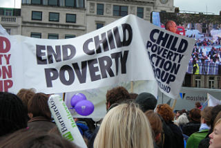 photo end child poverty