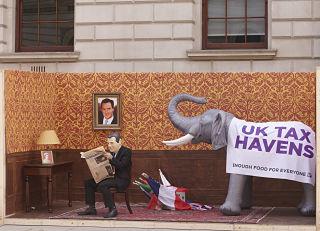 photo tax elephant