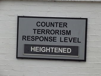 counter-terrorism notice