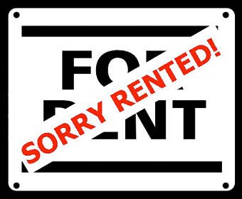 sorry-rented
